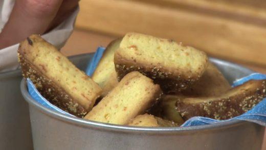 Zsófi főzőbirodalma – Avokádós Snack