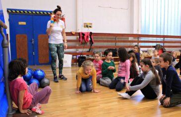 Az EFI is ott volt az iskolai egészségnapokon