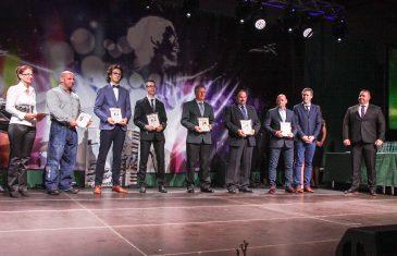 Báloztak a sportolók – a legjobbakat díjazták