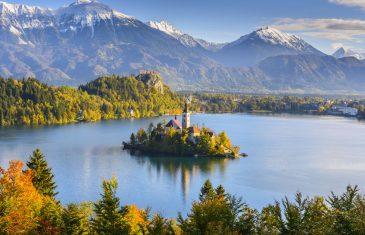 Túrafelhívás Szlovéniába, Bled környékére