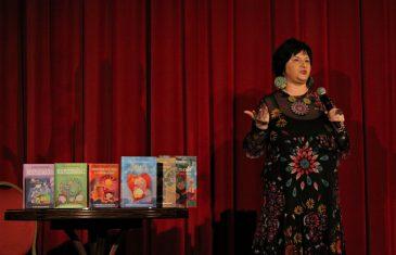 A mese kulcsfontosságú – Dr. Kádár Annamária Tapolcán