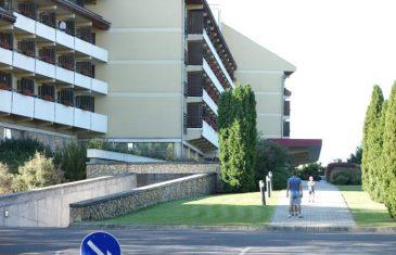 Vasárnaptól bezár a Pelion szálloda